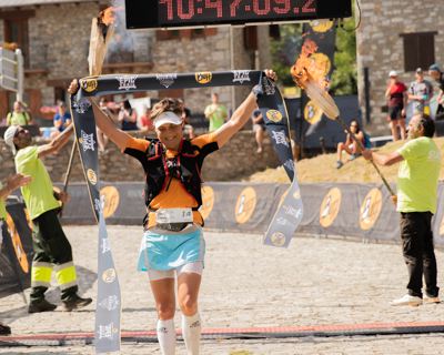 30-06-2018. BUFF® Epic Trail 65k. Vall de Boí. Memorial Joan Rojas
