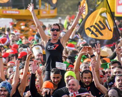 15-12-2018. 2018.12.15_BUFF EPIC RUN BARCELONA. Carrera