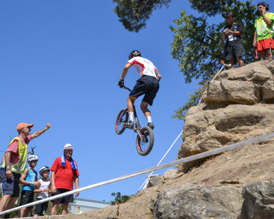 18-07-2015. World Bike Trial Championship (�dena - Grupo A)