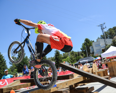19-07-2015. World Bike Trial Championship (�dena - Grupo B)