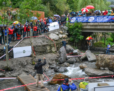 04-09-2015. TRIAL 20'' - UCI Mountain Bike & Trials World Championships – Vallnord