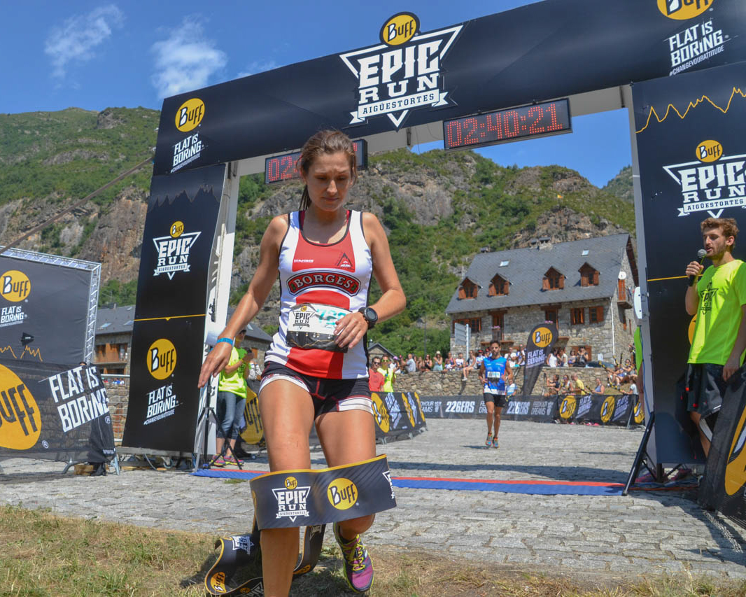 11-07-2015. BUFF Epic Run Aigüestortes - 21 Kms.