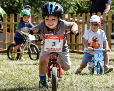 02-06-2019. SEA OTTER EUROPE GIRONA. Mini Pushbike World Cup