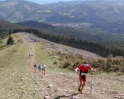 30-04-2016. Gp Four Factors 2016 - Copa De Espa�a Cxm Verticales - Trail Rae Ota�es
